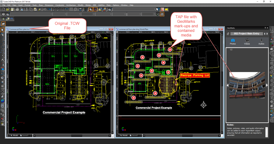 CAD Workflow Integration Between the Office and the Field