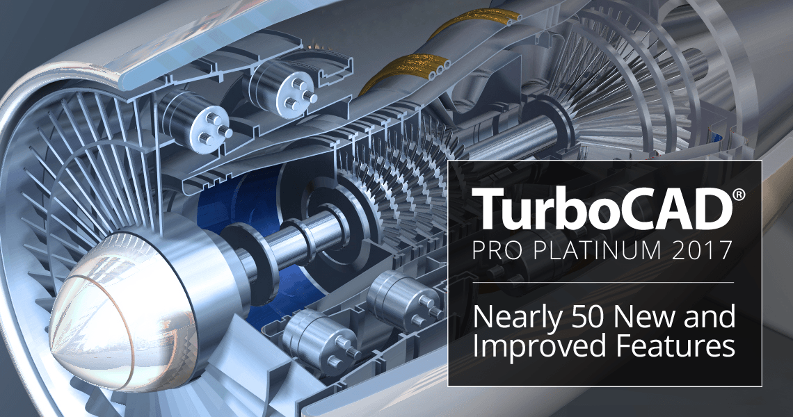 IMSI DESIGN INTRODUCES TURBOCAD PRO PLATINUM 2017
