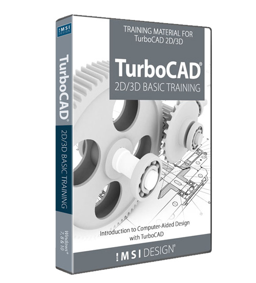 TurboCAD Basic Training