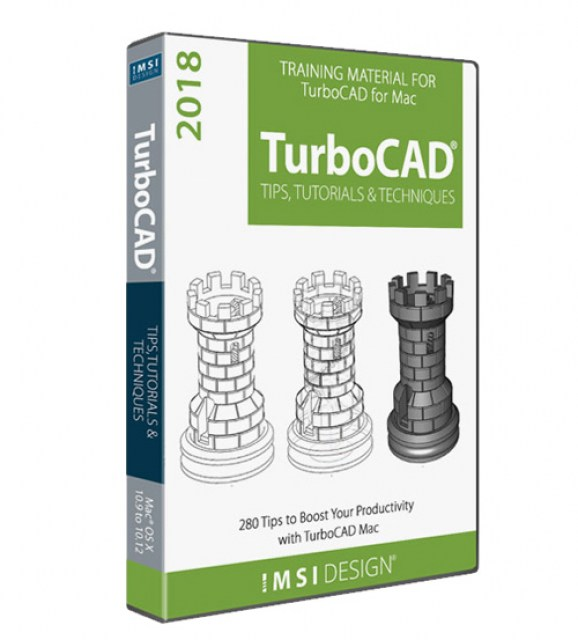 TurboCAD Mac Tips, Tutorials and Techniques
