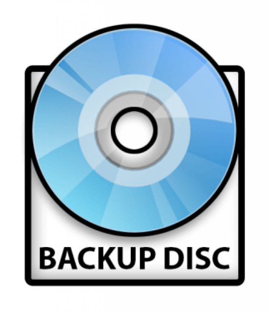 TurboCAD MAC Pro v11 Backup Disc